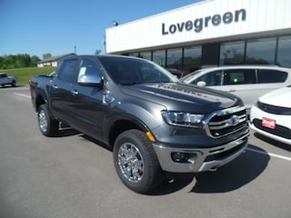 2019 Ford Ranger Lariat Crew Cab Pickup - Short Bed