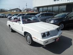 1983 Dodge 400 Base Convertible