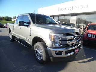 2019 Ford F-250 Leather Truck
