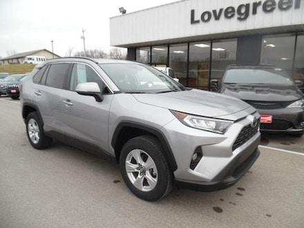 2019 Toyota RAV4 XLE Sport Utility