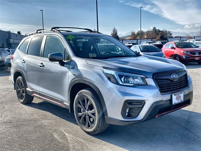 Used Subaru Forester Longmont Co