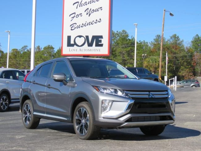 New 2019 Mitsubishi Eclipse Cross SE S-AWC CUV For Sale/Lease Cayce, SC