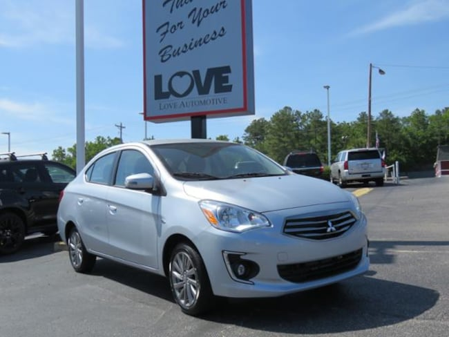 New 2018 Mitsubishi Mirage G4 SE CVT Sedan For Sale/Lease Cayce, SC