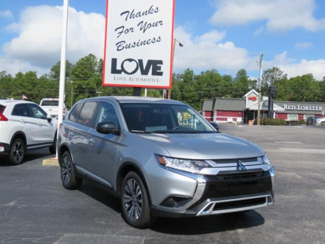 New 2019 Mitsubishi Outlander ES FWD CUV For Sale/Lease Cayce, SC