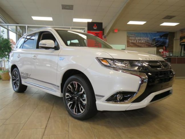 New 2018 Mitsubishi Outlander PHEV GT S-AWC CUV For Sale/Lease Cayce, SC