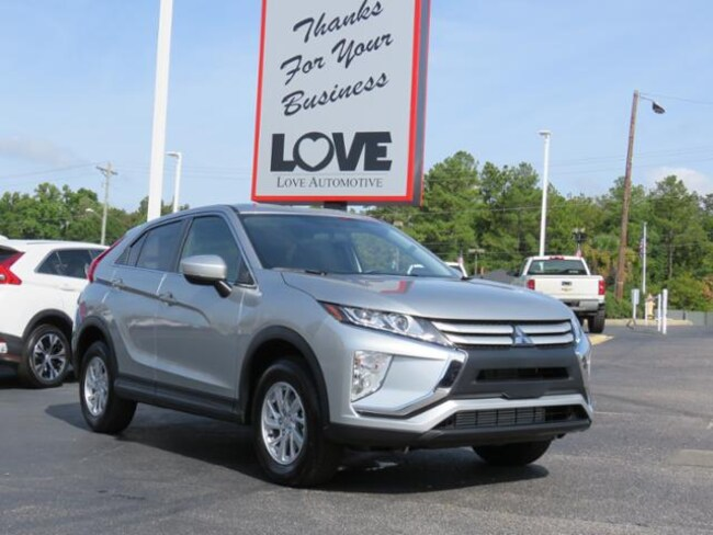 New 2019 Mitsubishi Eclipse Cross ES S-AWC CUV For Sale/Lease Cayce, SC