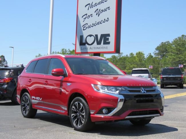 New 2018 Mitsubishi Outlander Phev For Sale Lease Cayce Sc Stock