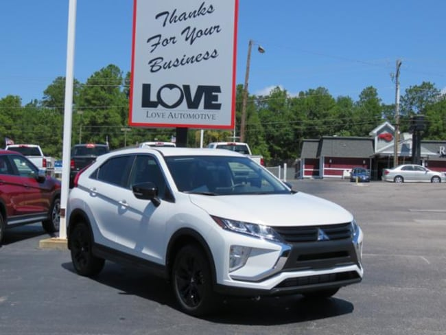 New 2018 Mitsubishi Eclipse Cross LE S-AWC CUV For Sale/Lease Cayce, SC