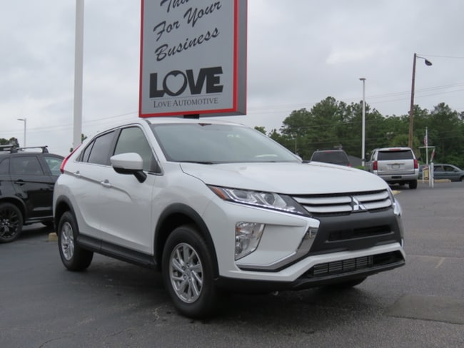 New 2018 Mitsubishi Eclipse Cross ES S-AWC CUV For Sale/Lease Cayce, SC
