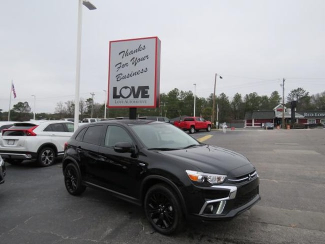 New 2019 Mitsubishi Outlander Sport LE 2.0 CVT CUV For Sale/Lease Cayce, SC
