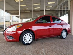 2015 Nissan Versa S Plus Car