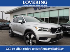 New 2019 Volvo XC40 Momentum SUV For sale in Meredith NH, near Wolfeboro