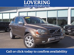 Used 2013 Volvo XC90 3.2 SUV CS19034A YV4952CZ9D1650151 for sale Concord NH, near Hooksett