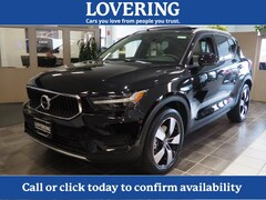 New 2019 Volvo XC40 Momentum SUV YV4162UK8K2137217 For sale Concord NH, near Hooksett