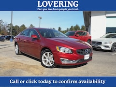 Used 2016 Volvo S60 T5 Premier Sedan For sale in Nashua NH, near Methuen MA.