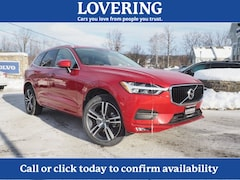 New 2019 Volvo XC60 T5 Momentum SUV For sale Concord NH, near Hooksett