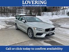 New 2019 Volvo S60 T6 Momentum Sedan For sale in Meredith NH, near Wolfeboro