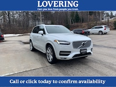 New 2018 Volvo XC90 T6 Inscription SUV For sale in Meredith NH, near Wolfeboro
