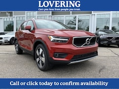 New 2020 Volvo XC40 Momentum SUV For sale in Meredith NH, near Wolfeboro