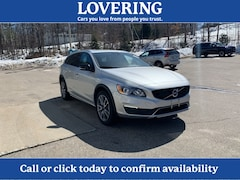 Certified Pre-Owned 2018 Volvo V60 Cross Country T5 Wagon YV440MWK1J2053584 in Meredith NH near Laconia