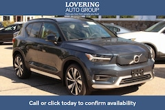 2022 Volvo XC40 Recharge Twin Pure Electric P8 SUV