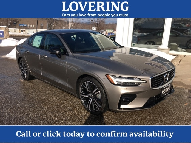 New 2019 Volvo S60 For Sale