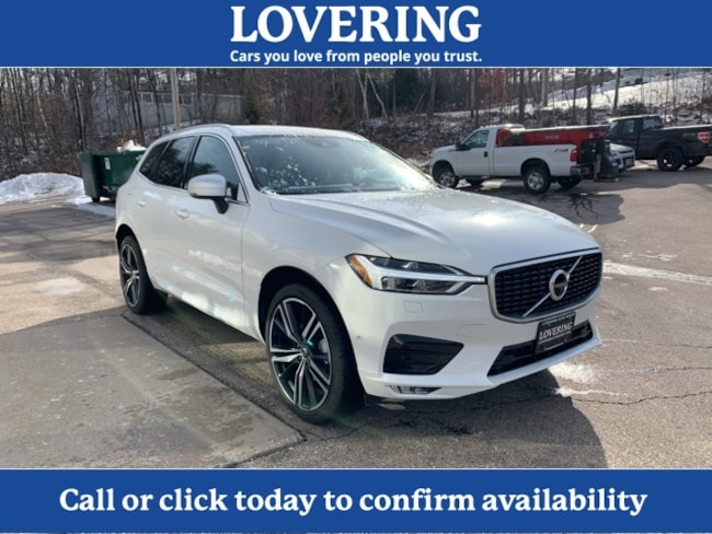 New 2019 Volvo Xc60 For Sale