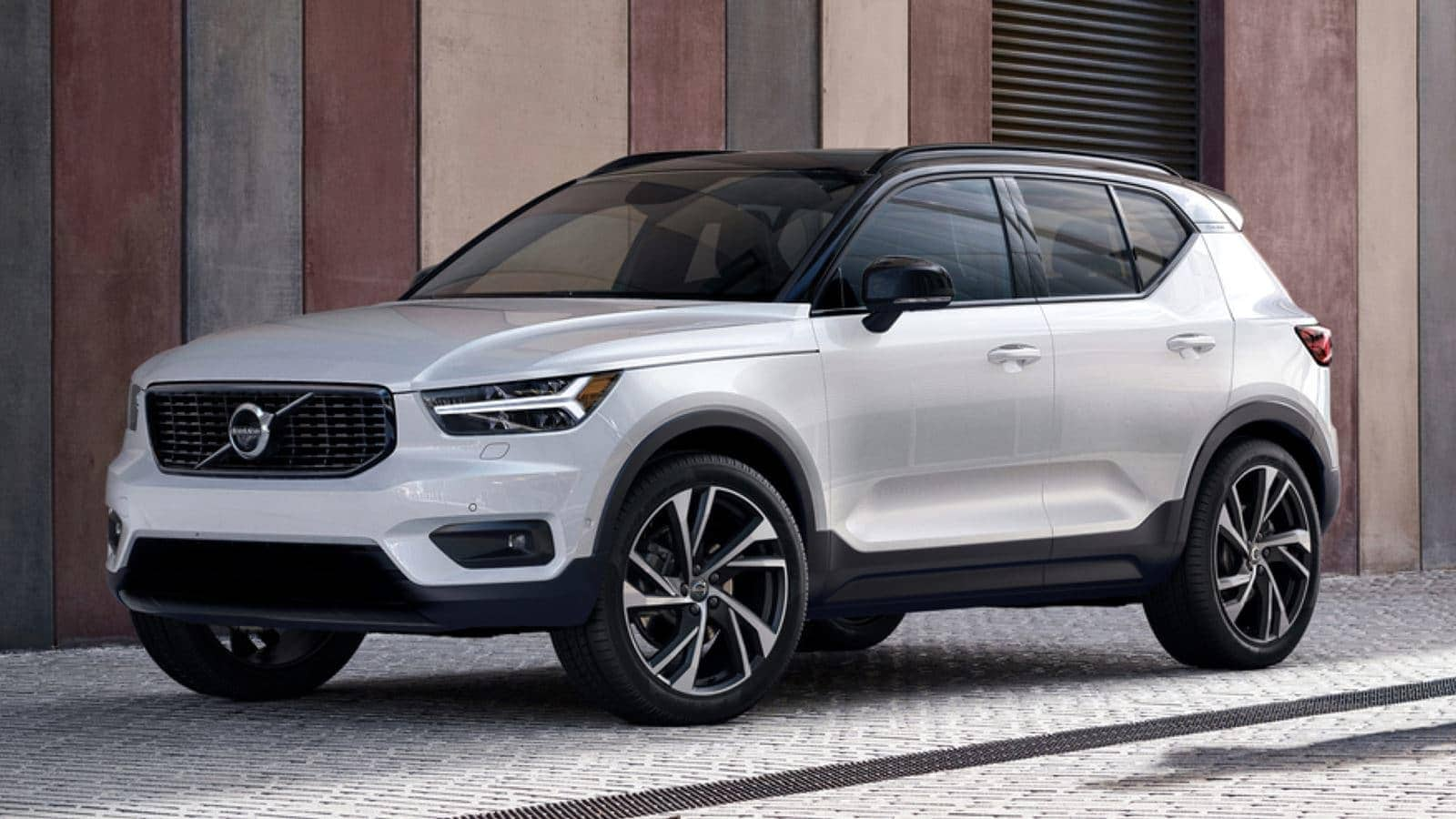 XC40 Compact Crossover SUV