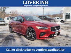 New 2019 Volvo S60 T6 R-Design Sedan For sale in Meredith NH, near Wolfeboro