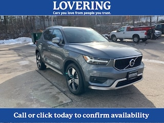 New 2019 Volvo XC40 Momentum SUV YV4162UK9K2092563 For sale Concord NH, near Hooksett