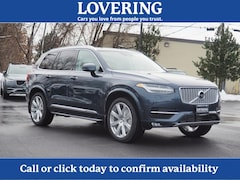 New 2019 Volvo XC90 T6 Inscription SUV YV4A22PL1K1454343 For sale Concord NH, near Hooksett