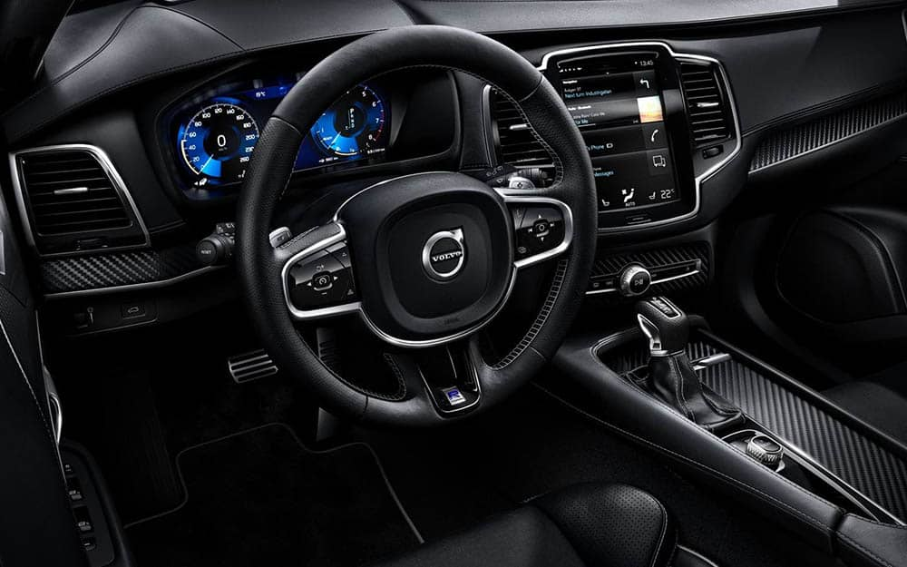 2018 Volvo XC90 Technology