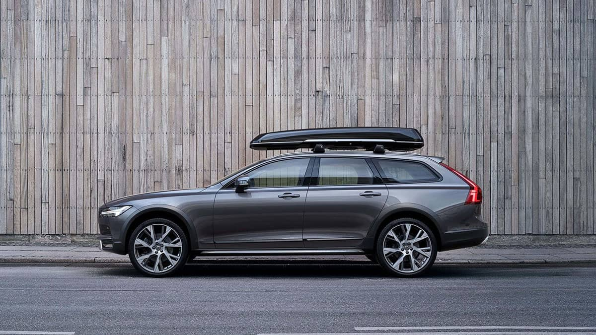 volvo v90 crosscountry exterior roofbox accessory v1