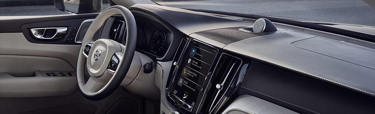2018 Volvo Xc60 Interior Features Lovering Volvo Cars Nashua