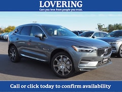 New 2019 Volvo XC60 T6 Inscription SUV For sale in Meredith NH, near Wolfeboro