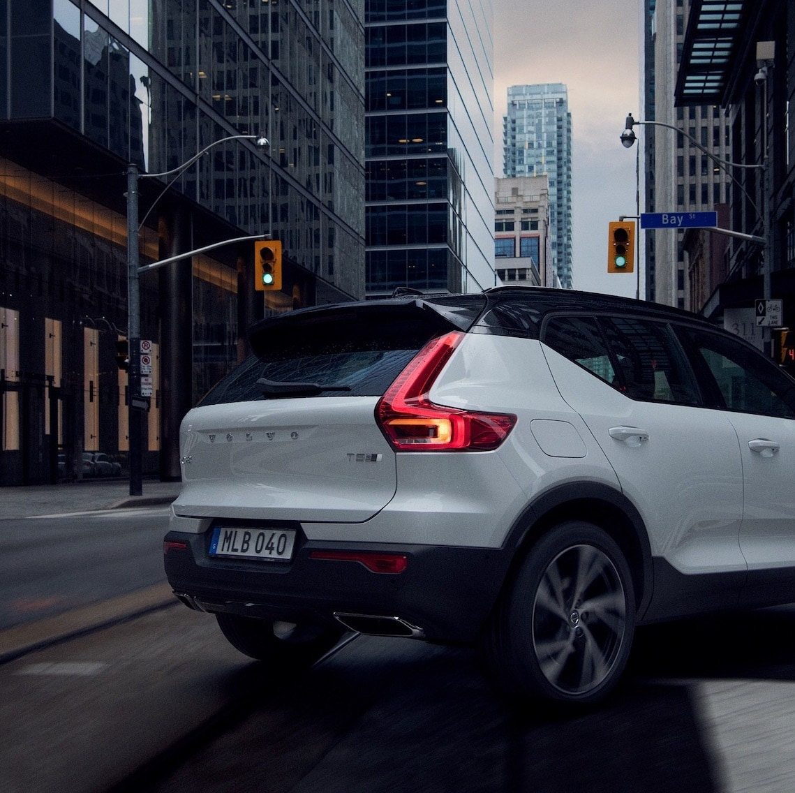 2019 Volvo XC40 - Polestar Optimization
