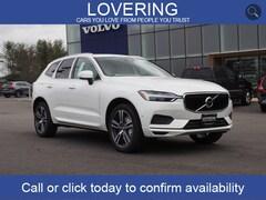New 2019 Volvo XC60 T5 Momentum SUV LYV102RK4KB322408 For sale Concord NH, near Hooksett