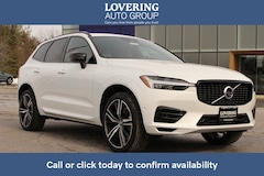 2021 Volvo XC60 Recharge Plug-In Hybrid T8 R-Design SUV