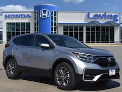 New 2020 Honda CR-V Hybrid EX-L SUV for sale near you in Lufkin TX, near Woodville