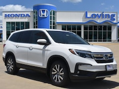 New 2020 Honda Pilot EX-L FWD SUV 1333DT for sale near you in Lufkin TX, near Woodville