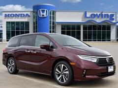 New 2021 Honda Odyssey Touring Van 1436 for sale near you in Lufkin TX, near Woodville