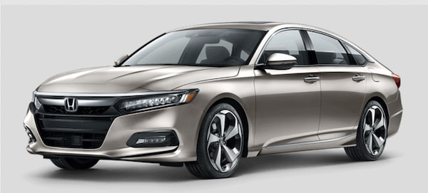 2019 Honda Accord Touring Hybrid E-CVT
