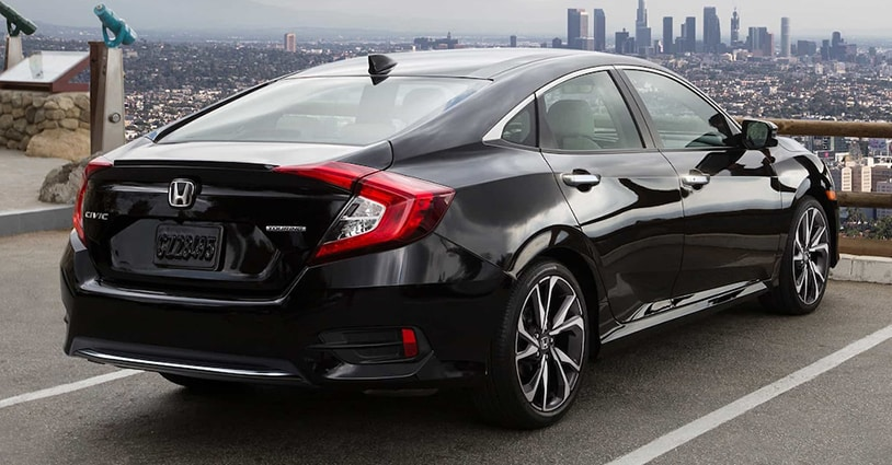 New 2020 Civic Loving Honda