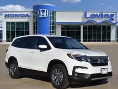 New 2021 Honda Pilot EX FWD SUV for sale near you in Lufkin TX, near Woodville