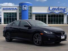 2021 Honda Civic Sport Sedan