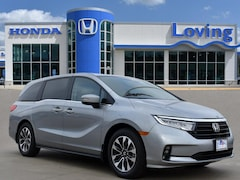 New 2021 Honda Odyssey EX-L Van 1447 for sale near you in Lufkin TX, near Woodville