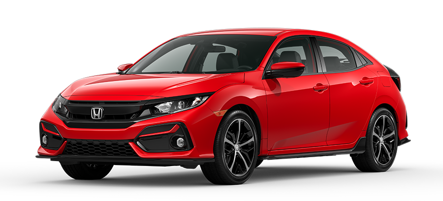 2020 Honda Civic Hatchback Sport for Sale