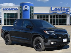 New 2020 Honda Ridgeline Black Edition Truck Crew Cab 1509 for sale near you in Lufkin TX, near Woodville