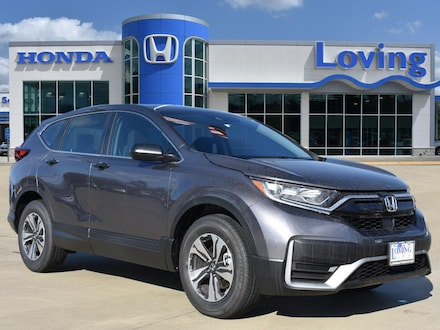 Featured Used 2020 Honda CR-V LX 2WD SUV for sale near you in Lufkin, TX