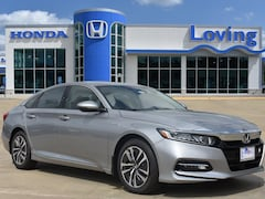 New 2020 Honda Accord Hybrid EX-L Sedan 1261 for sale near you in Lufkin TX, near Woodville